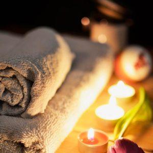 masajes de velas orgánicas
